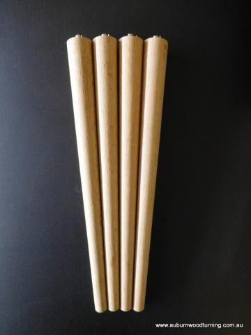 timber table legs wooden dining tapas bar leg custom turned rh pinterest com