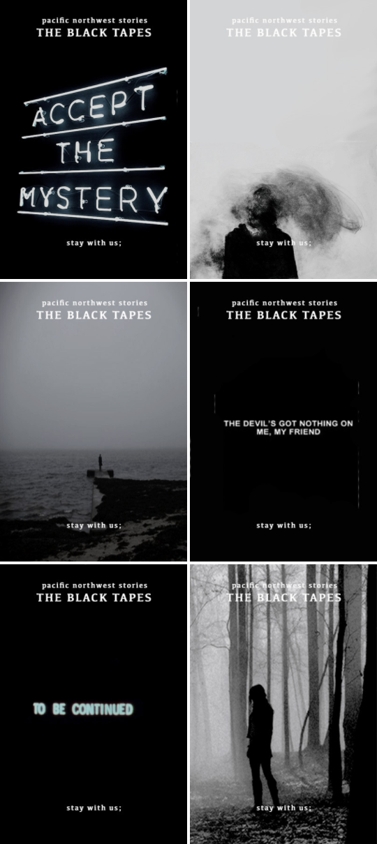 The Black Tapes Podcast Pacific Northwest Stories Full Disclosure I Love Ghost Stories Even If You Don T Real Black Tapes Podcast Black Tape Podcasts