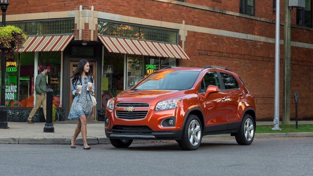 Chevrolet Trax 2016 Suv Crossover Compacta Chevrolet Trax 2017