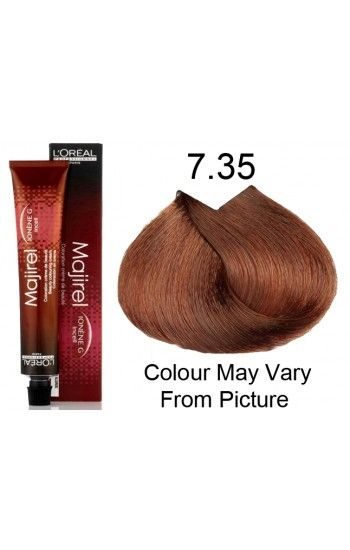 l oreal professional majirel 7 35 7gm permanent hair color 50ml hair and make up l oreal professional majirel 7 35 7gm permanent hair color 50ml hair and make up