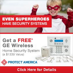 Protect America Home Security Is One Of The Top Security Providers In The Country Make Sure Your Famil Protect America Top Home Security Systems Home Security