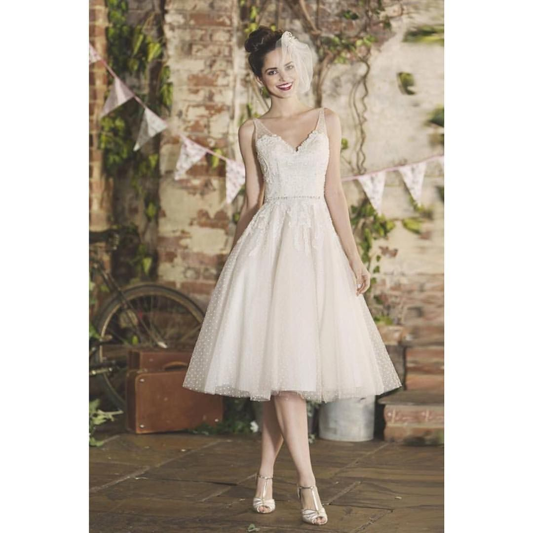 Sadie By True Bride Is A Vintage Inspired Dress With A