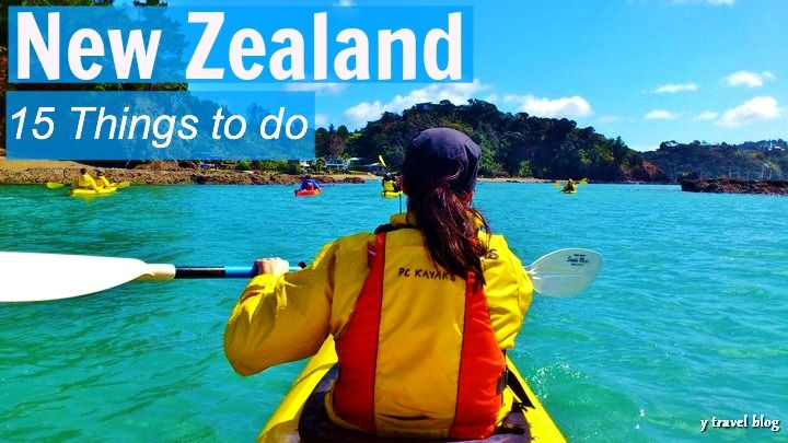 15 Things To Do On New Zealand's North Island | y Travel Bucket List