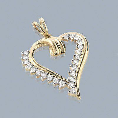 14 k yellow gold adorable round wheel sparkling pearl diamond designer pendant beautiful fine jewelry for women