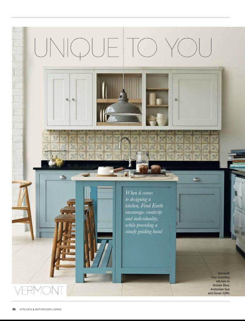 Kitchen with Aqua Blue cabinets   Dream Home   Pinterest   Aqua blue ...