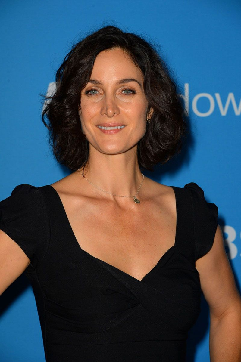 Carrie-Anne Moss at CBS 2012 Fall Premiere Party in Hollywood.