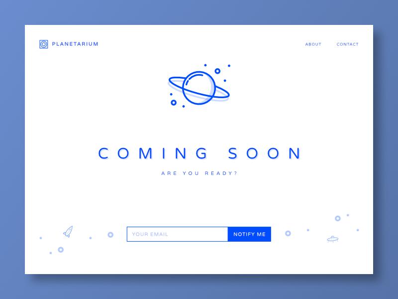 Coming Soon Web Design Quotes Web Design Website Inspiration
