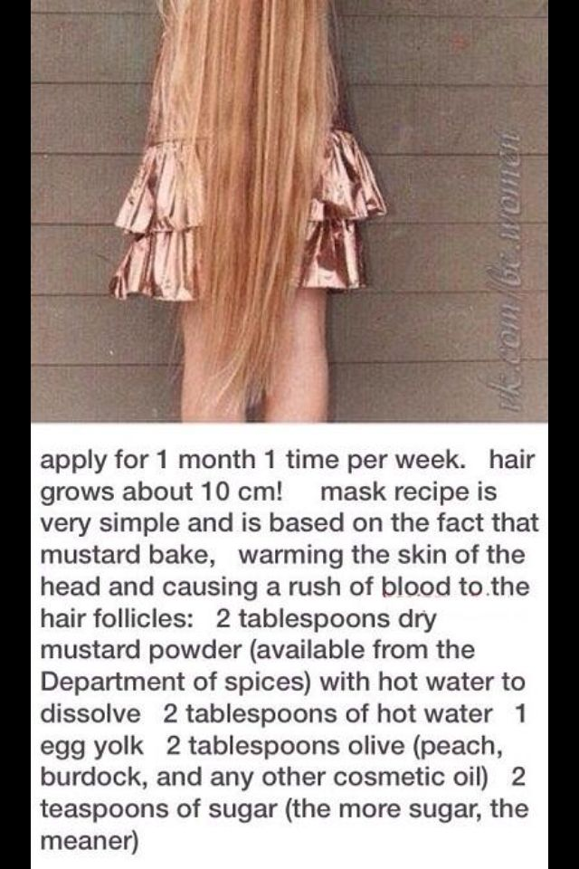 How To Make Your Hair Grow Diy Pinterest Grow Make