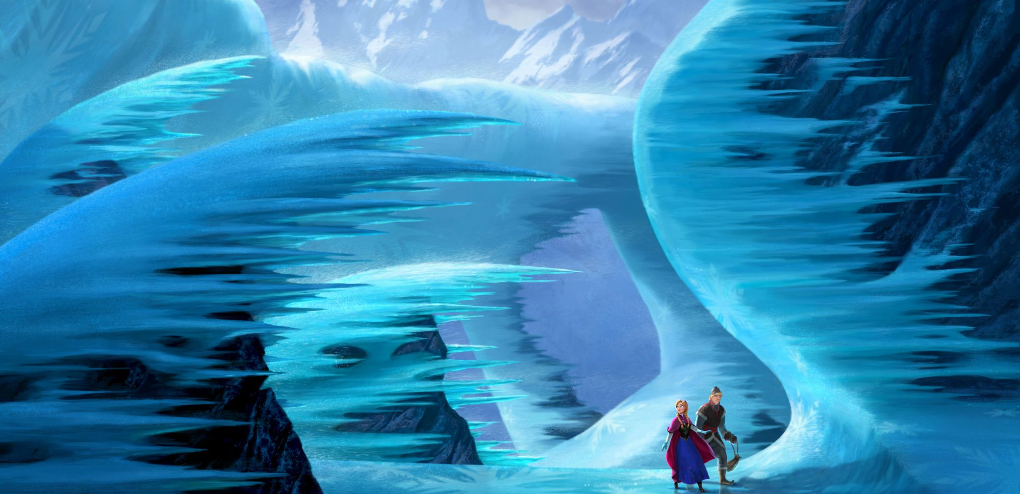 First Look at Disney's Frozen - IGN