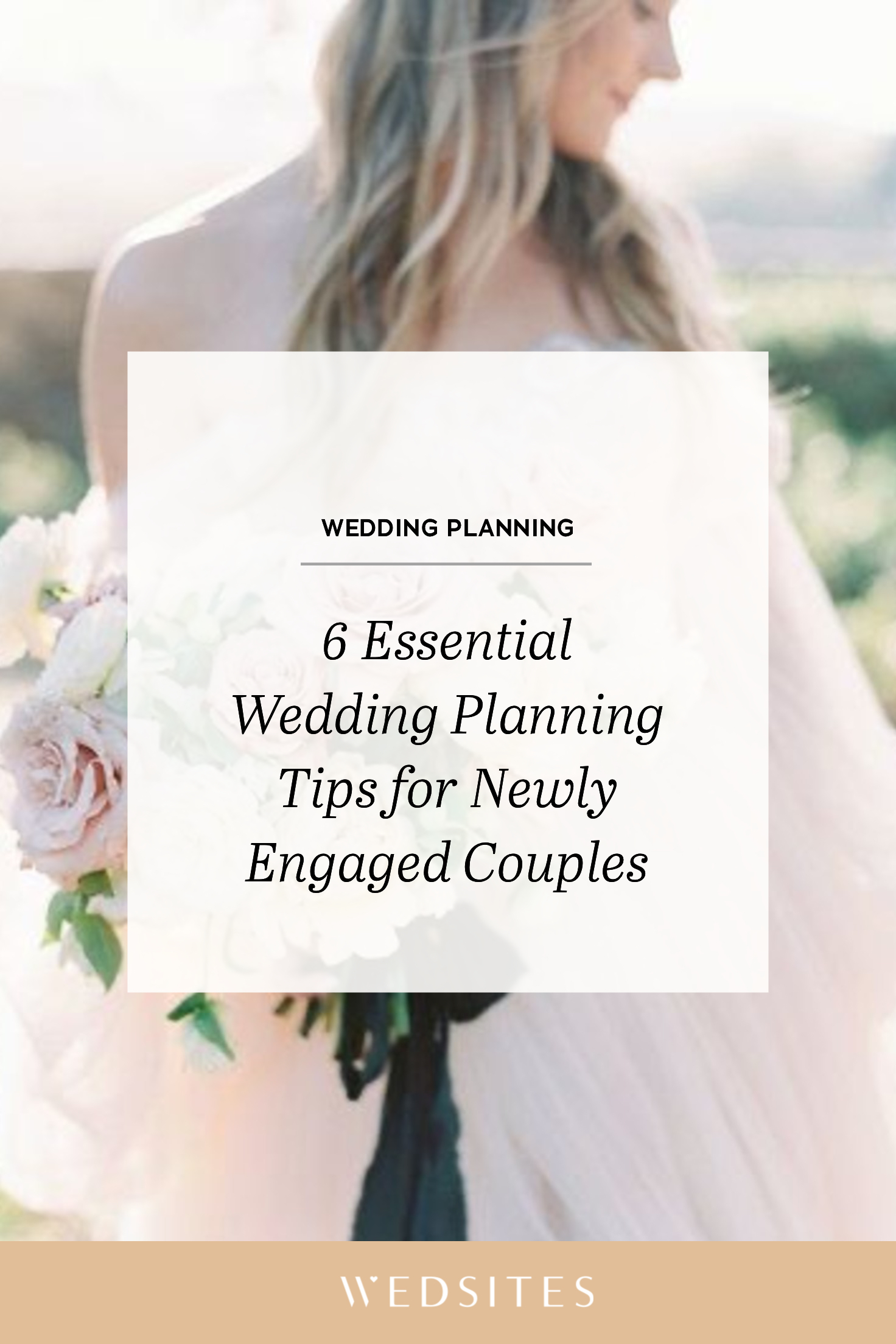 6 Essential Wedding Planning Tips for Newly Engaged Couples