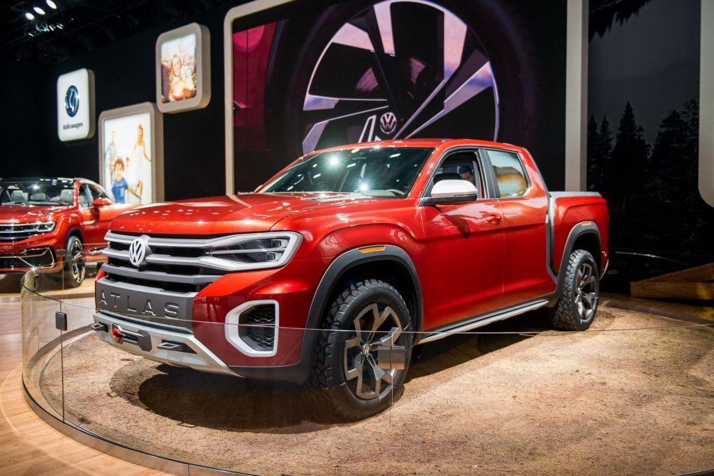 Volkswagen Amarok 2020 Review Folksvagen