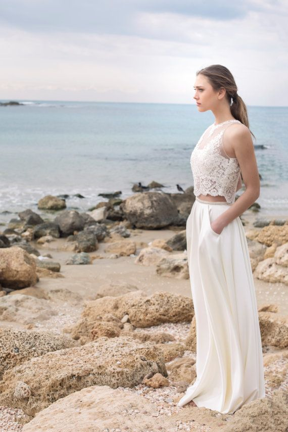 Rock & Top - Zweiteilige Brautkleider | Wedding dress and Wedding