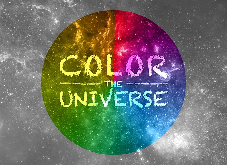 Chandra Educational Materials Color The Universe 2013 Book Activities Solar System Projects For Kids Universe Activities