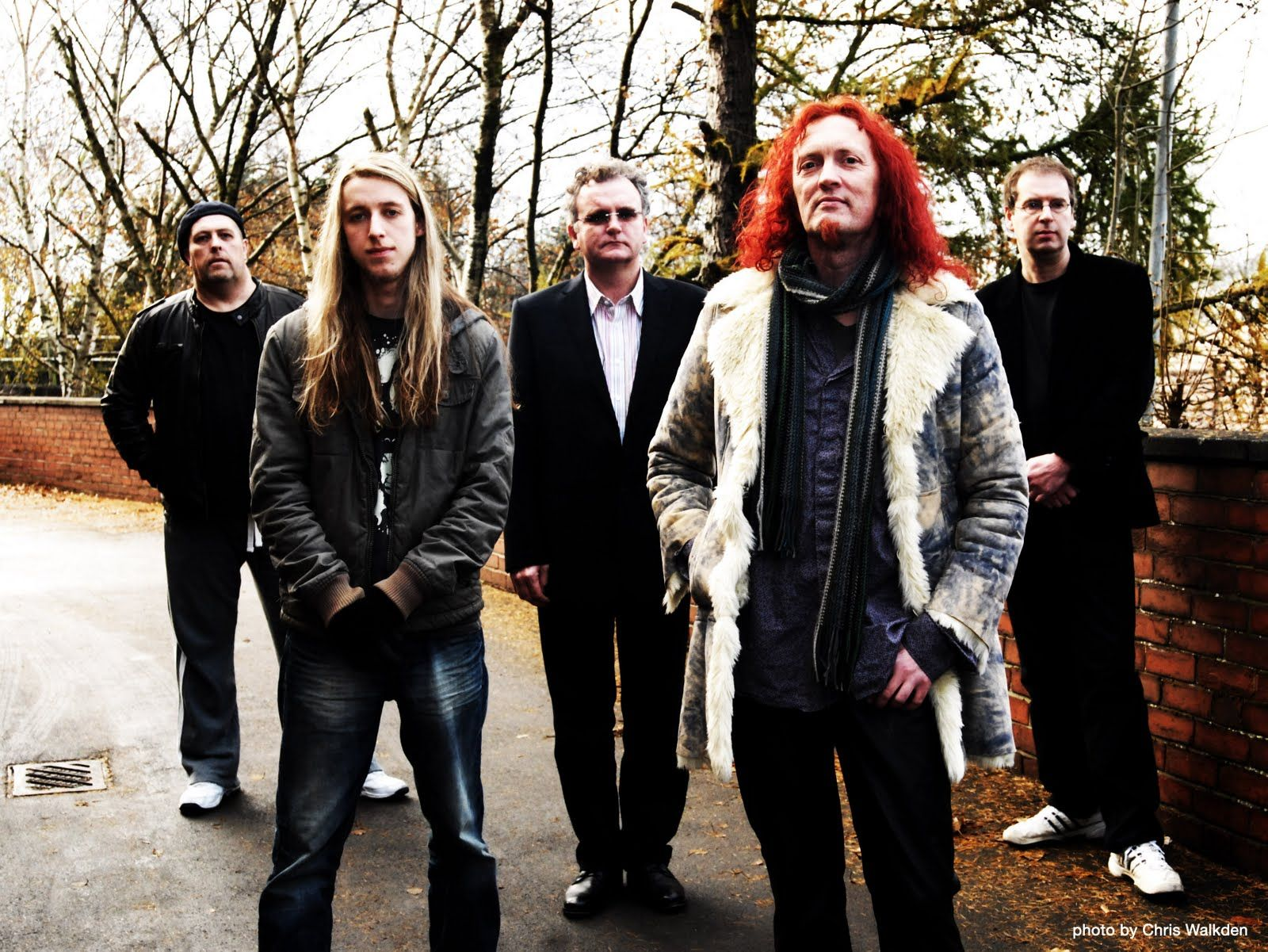 The Tangent | Winter jackets, Good music, Progressive rock