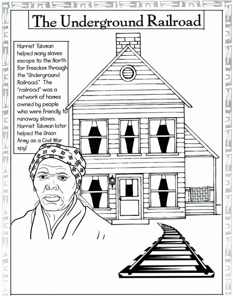 medium resolution of Harriet Tubman Coloring Pages - Sojourner Truth website  01?fit\u003d1275%2C1650\u0026ssl\u003d1