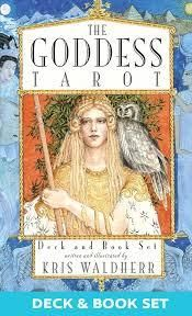 Goddess tarot deck by Kris Waldherr | Tarot card decks. Tarot decks. Tarot