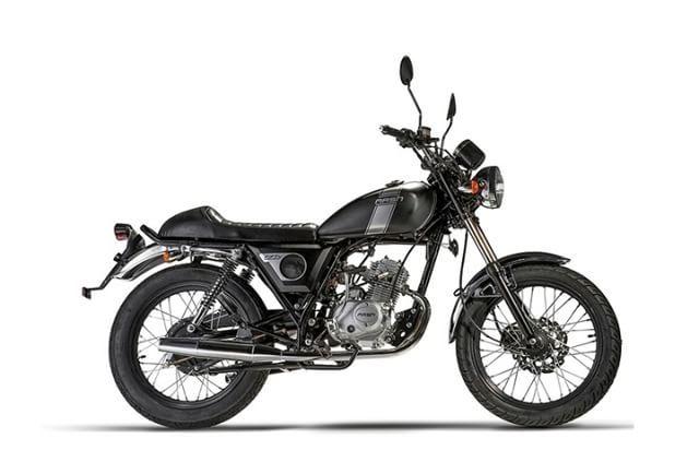 honda 50cc bike las