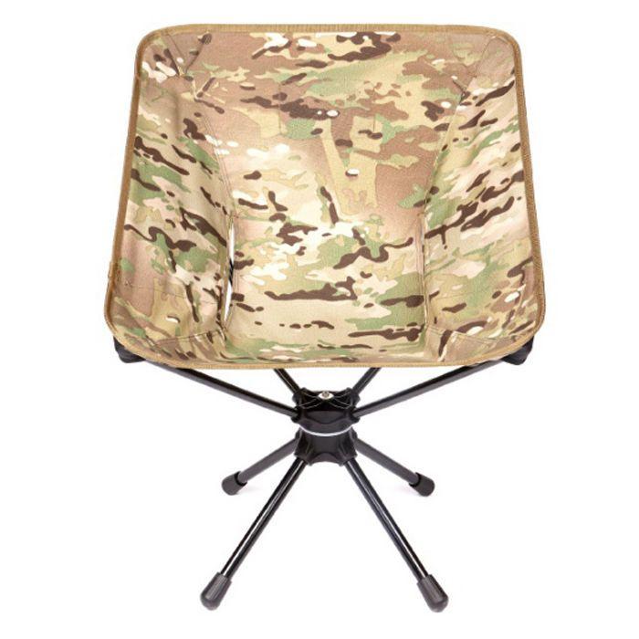 Stupendous Helinox Tactical Swivel Multicam Lightweight High Machost Co Dining Chair Design Ideas Machostcouk