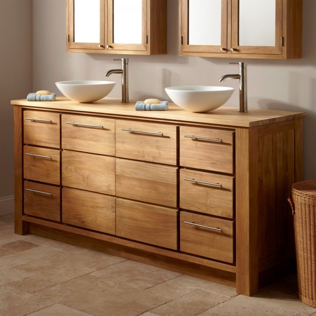 Merveilleux 70+ Unfinished Wood Bathroom Vanity Cabinets   Best Paint For Interior  Check More At Http