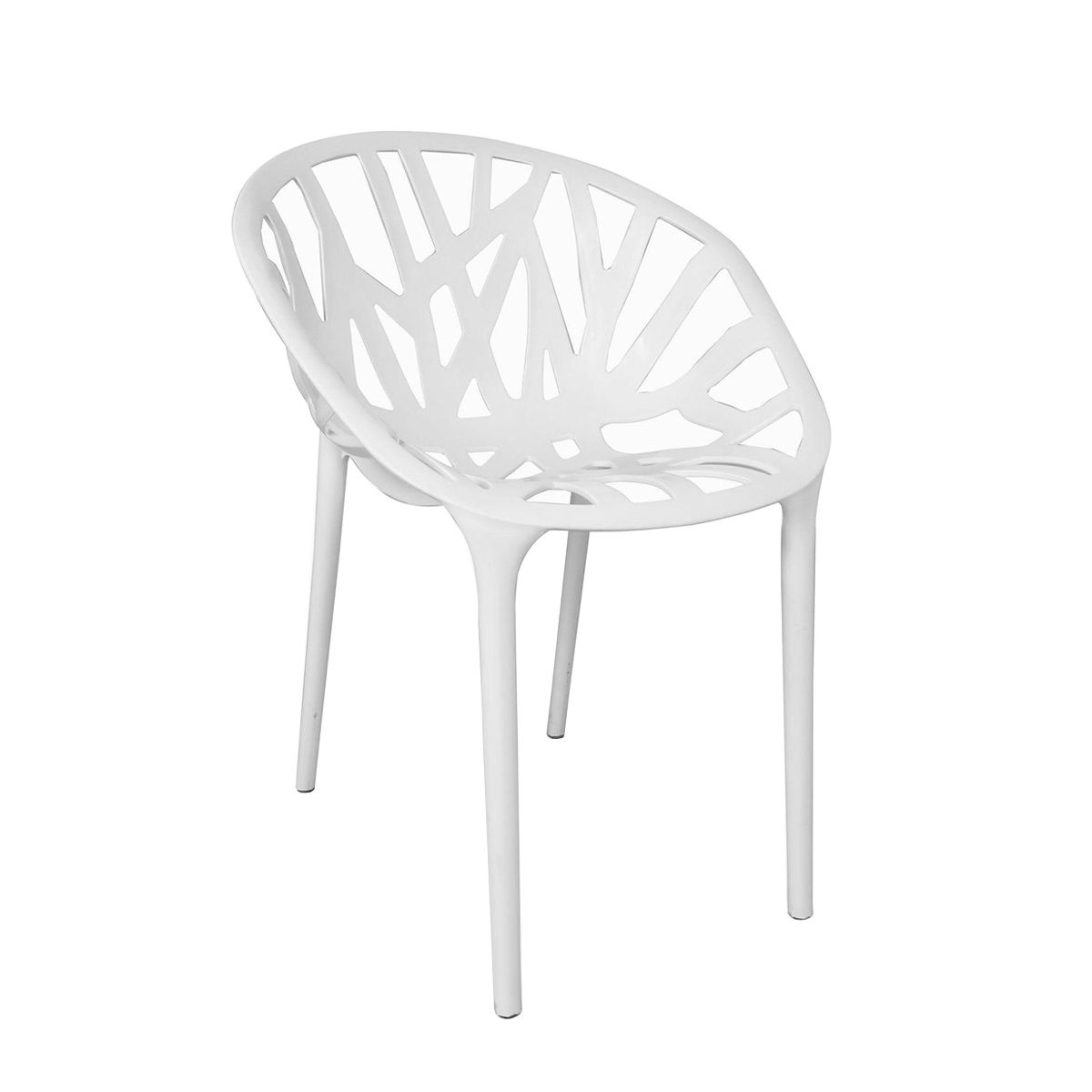 Tree Of Life Chair   White | Dotandbo.com Corner Or Additional Chairs For  Dining