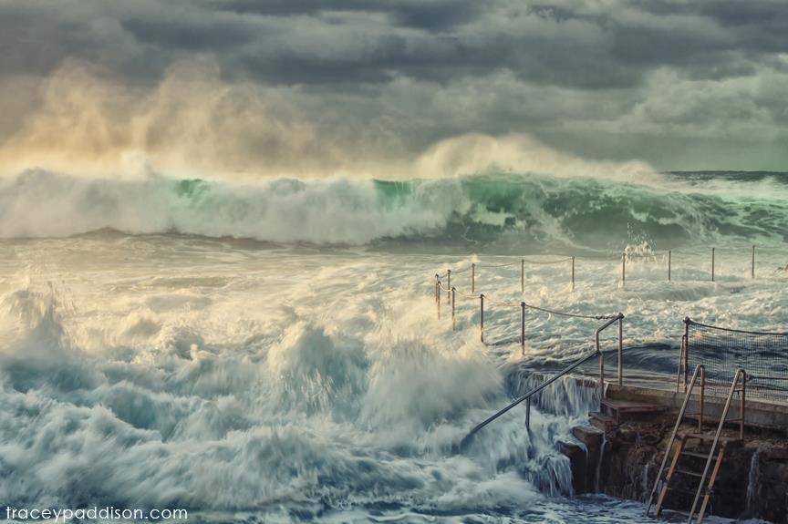 Bronte Sea Pool NSW