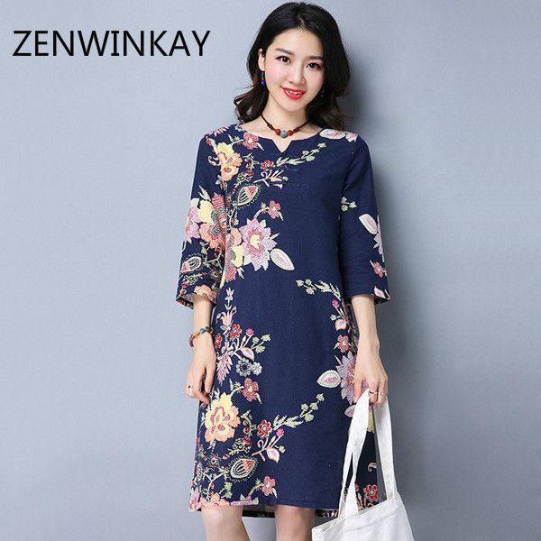 Cheongsam style dress ukuran
