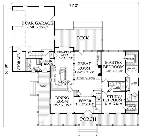 601680f1bf735a28f948e04e3086ebc8 farmhouse style house plan 4 beds 3 baths 2553 sq ft plan 137,House Plan 137 252