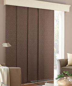 Good Housekeeping Room Darkening Panel Track Pvc Blindsblinds For Patio Doorssliding