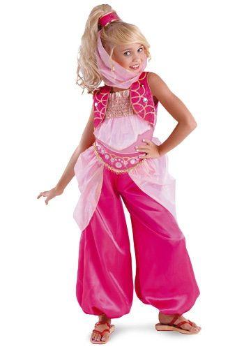 Kids Barbie Genie Costume Mommy´s dreams Pinterest Genie - barbie halloween costume ideas