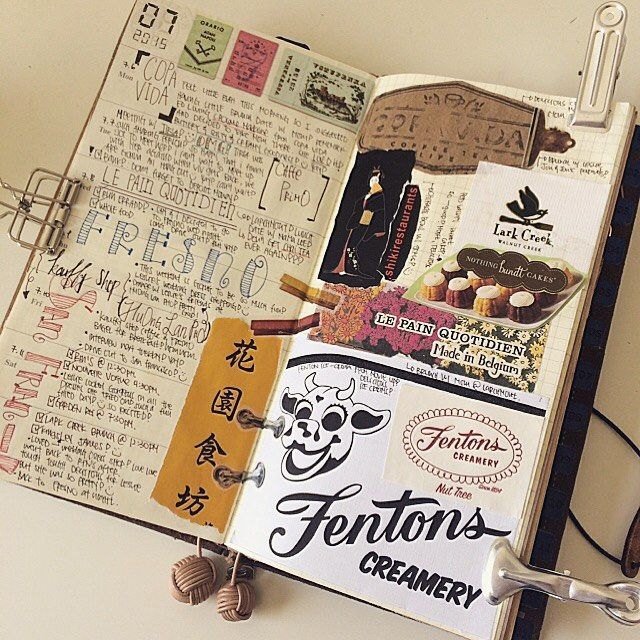 mtn week 15. Fresno, and San Francisco!! I miss it already 😩 #mtn #midori #midoritravelersnotebook #midoritravelersnote #write #handwriting #travelersnotebook #planner #planneraddict #plannernerd #scrapbook #filofax #stationary #stationaryaddict #paperaddict #plannerdecorating #plannerobsessed #midoriinspiration #washitape #diary #plannerobsessed #journaling #artjournal #트래블러스노트 #love #hobonichi #handwriting #journaling #fountainpeninks #미도리 #데일리 #手帳好朋友