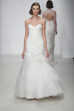 Gown by Kenneth Pool