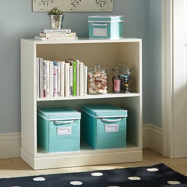 Stack Me Up Bookcase Cube Pbteen Shelf Base Set 30 Wide X 15 Deep High
