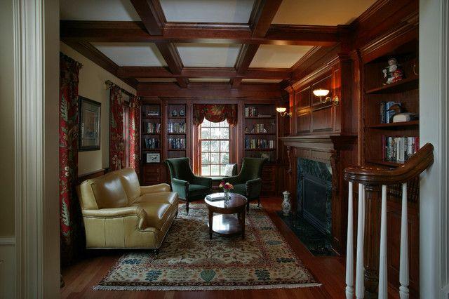 Georgian Living Room Decor : Home Interior Design Ideas