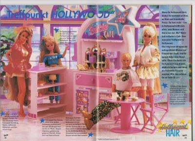 barbie-journale - herbst - winter 1993
