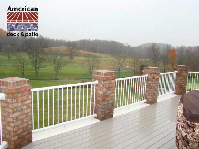 Best Brick Column Rails Notice Low Voltage Louvered Light 400 x 300