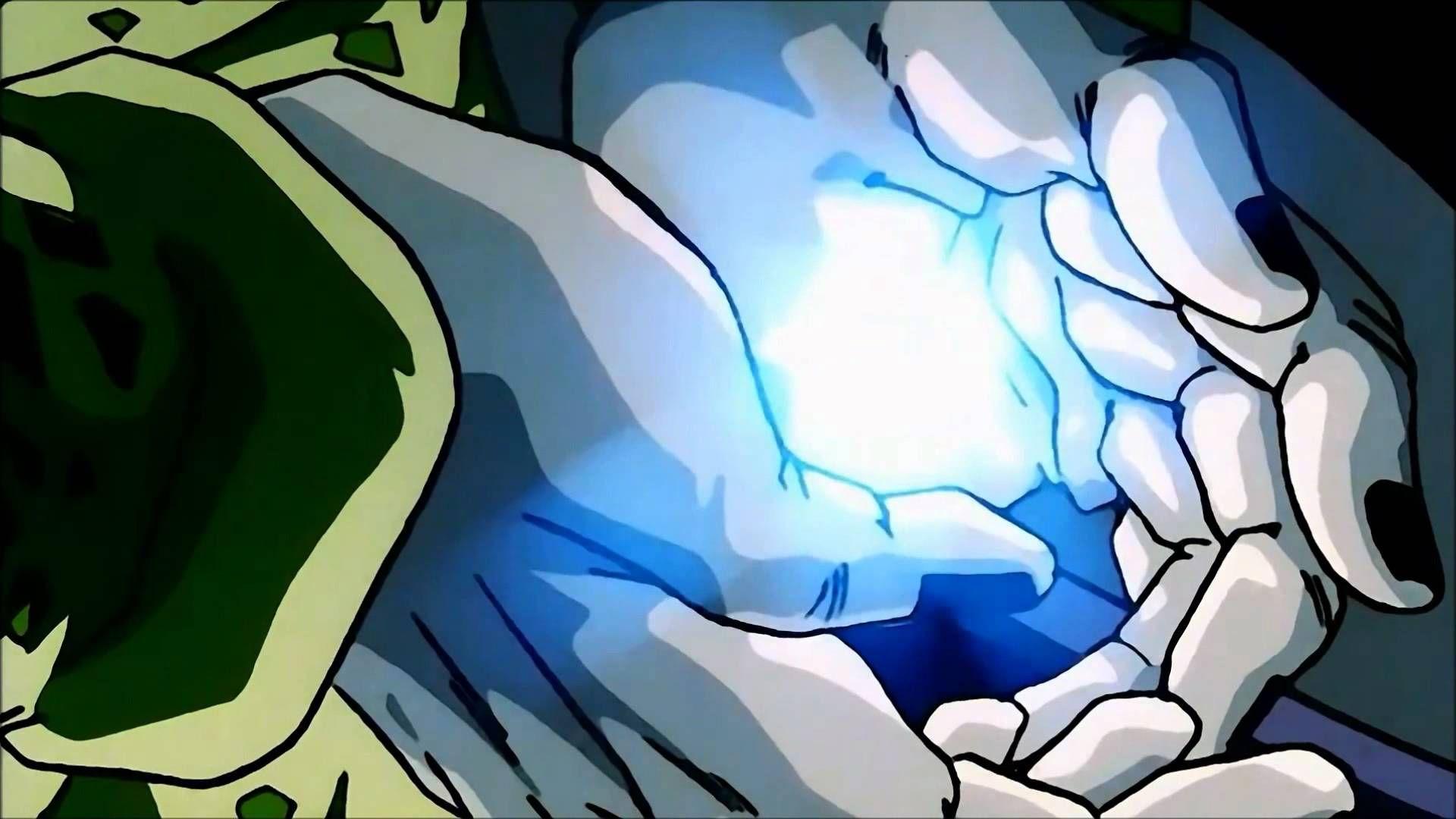 Gohan Vs Cell Amv Linkin Park In The End Gohan Vs Cell