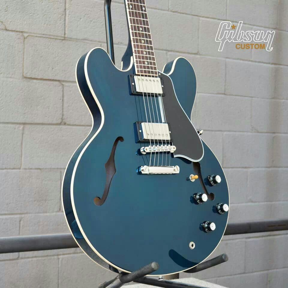 Gibson 335 Ri In Candy Apple Blue Want Guitar Les Paul Epi Vs Selector Switch Mylespaulcom