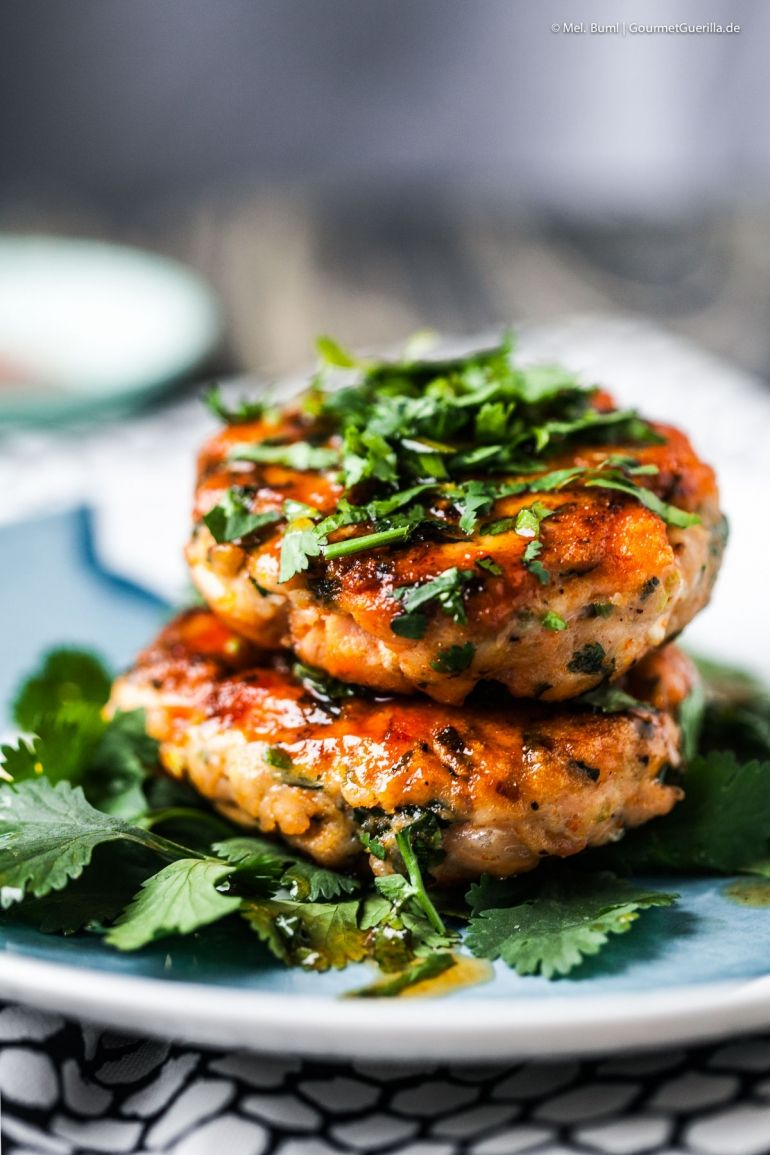 Photo of My date with Jamie Oliver & the recipe for his quick Asian fish cakes made from only 5 ingredients – GourmetGuerilla