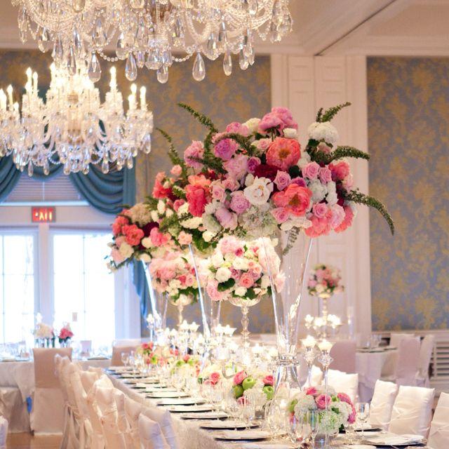 Wedding Reception Head Table Ideas: Wedding Reception Head Table