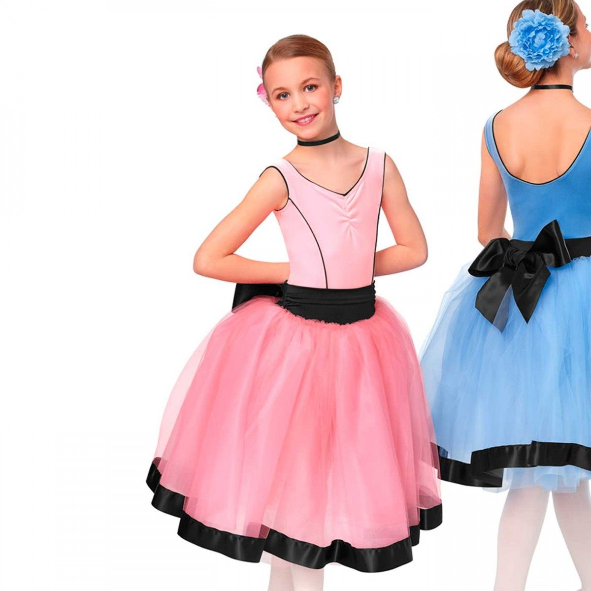 Ballet Level 2/3 Dance Assistants and Etiquette Teachers, in pink or ...