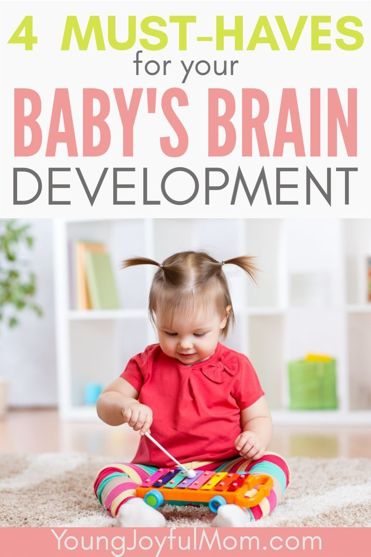 4 MustHaves for Babys Brain Development  Young Joyful Mom 4 MustHaves for Babys Brain Development  Young Joyful Mom