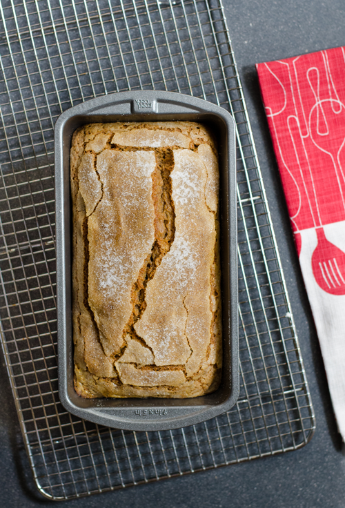 Tartine Bakery's Pumpkin Tea Cake | Recipe | Tea cakes ...