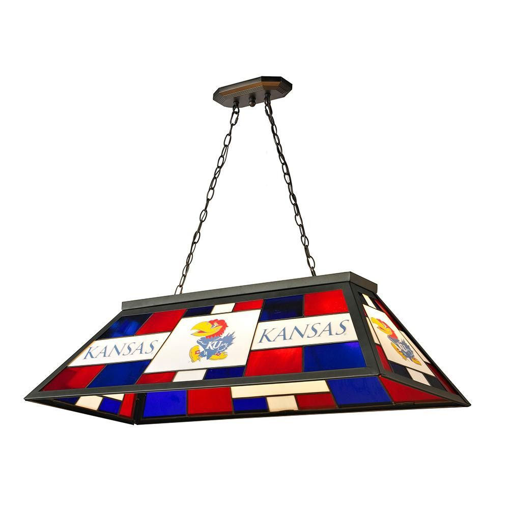 Kansas jayhawks ncaa 40 inch tiffany billiards lamp lampara pool kansas jayhawks ncaa 40 inch tiffany billiards lamp arubaitofo Choice Image