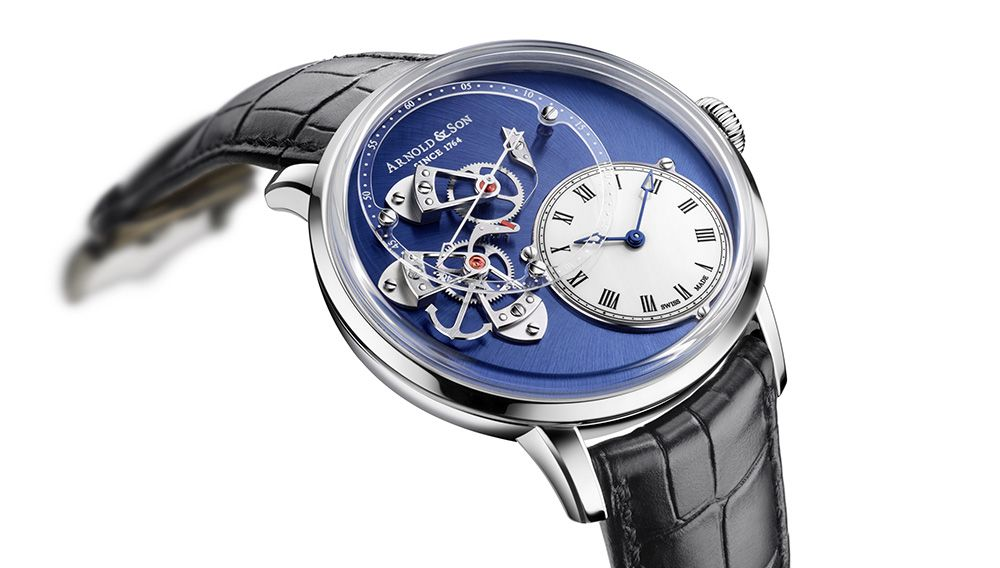 Arnold son gives its dstb watch a