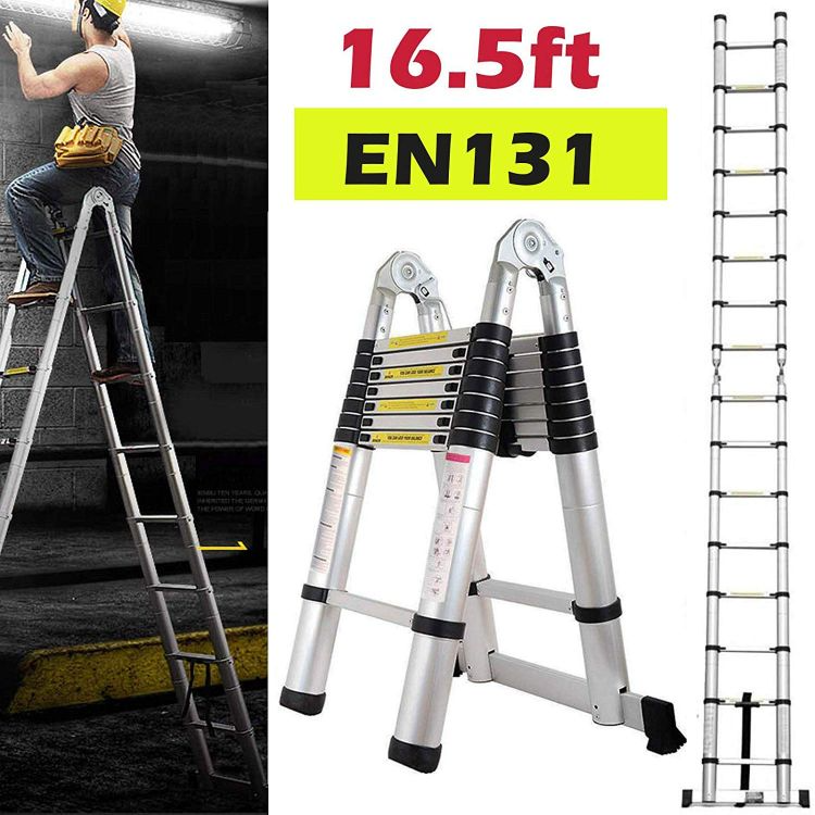 The 12 Best Extension Ladder Reviews In 2020 Best Market Reviews In 2020 Ladder Telescopic Ladder Best Ladder