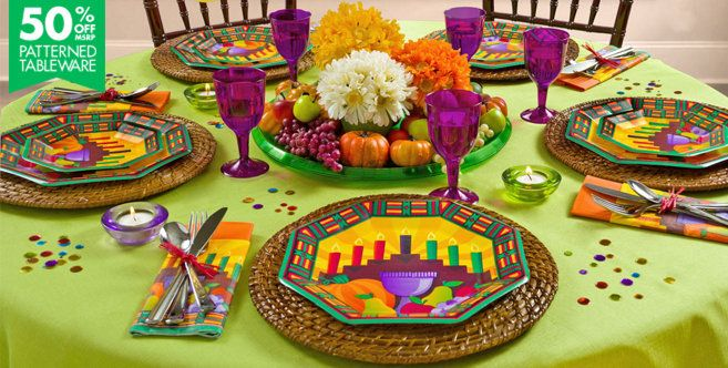 Kwanzaa Party Supplies , Kwanzaa Decorations , Party City