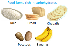foods that are rich in carbohydrates carbohydrates