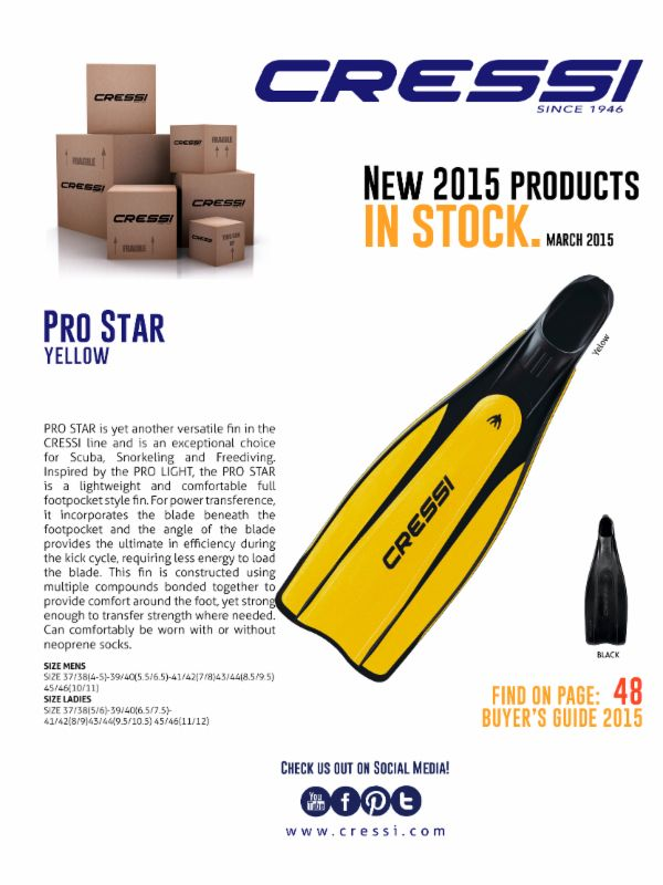 Pro Star New color 2015 Yellow.