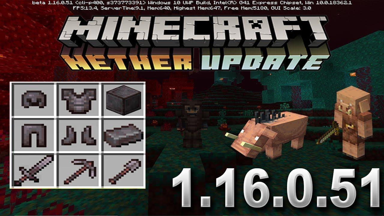 Descargar Minecraft Pe Windows 10 Edition 1 16 0 51 Para 32 Y 64 Bits Minecraft Jugar Minecraft Minecraft Pe