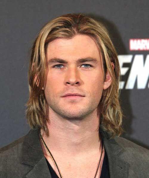 15 Beruhmte Manner Mit Langen Haaren Frisur Frisuren Long Hair Styles Men Chris Hemsworth Long Hair Styles